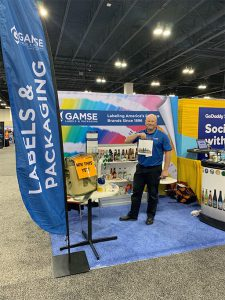 Gamse at 2019 Craft Brewers Conference 3