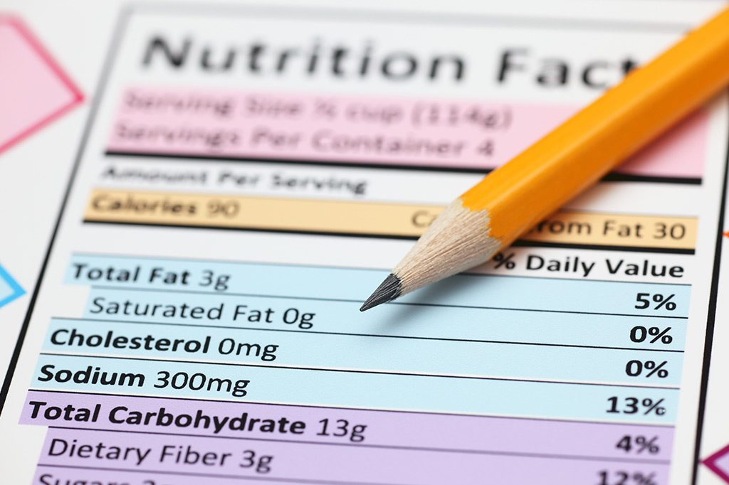 Stay Compliant with Your New Nutrition Labels